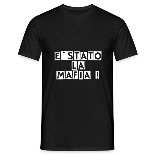 Mafia nera - Men's T-Shirt