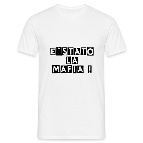 Mafia bianca - Men's T-Shirt
