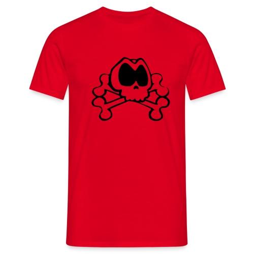 Skull - T-shirt Homme