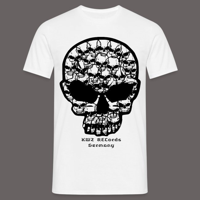 KWZ-REC.-Germany Skull