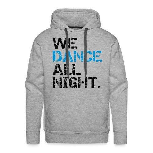 Dance - Felpa con cappuccio premium da uomo