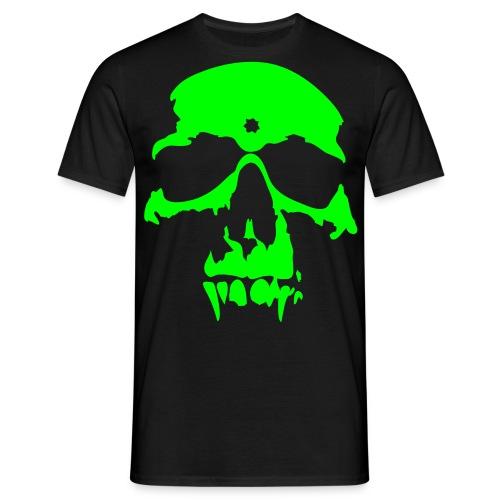 T-shirt Homme - Skull,Headshot