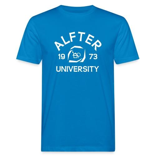 Alfter University - Männer Bio-T-Shirt