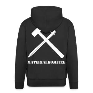 Materialkomitee - Männer Premium Kapuzenjacke