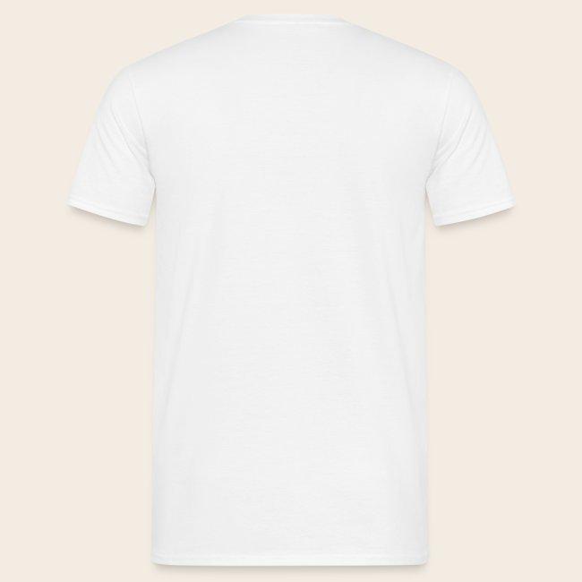 Mops Pirat Männer Shirt