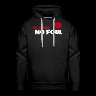 Pullover & Hoodies ~ Männer Premium Kapuzenpullover ~ No Blood - No Foul