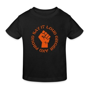 Ginger and Proud - Kids' Organic T-shirt