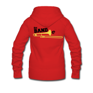 Pullover & Hoodies ~ Frauen Premium Kapuzenjacke ~ BANDe - Mädels