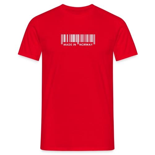 Zlatanera - T-skjorte for menn