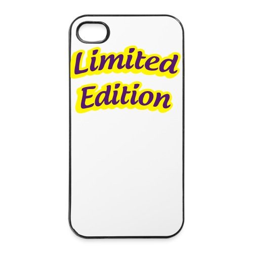 limited edition - iPhone 4/4s hard case