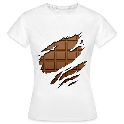 Chocolate - Vrouwen T-shirt