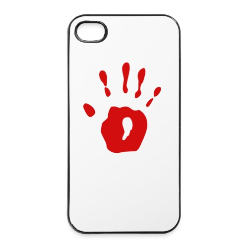 Bloody hand iPhone  - iPhone 4/4s kovakotelo