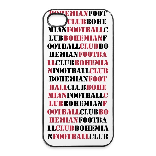 Bohs iPhone 4s TSR style - iPhone 4/4s Hard Case