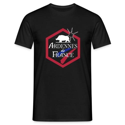 Tenues de travail Ardennes de France - T-shirt Homme