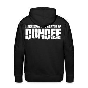 Battle of Dundee - Men's Premium Hoodie