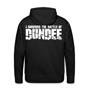 Battle of Dundee - Men's Premium Hoodie