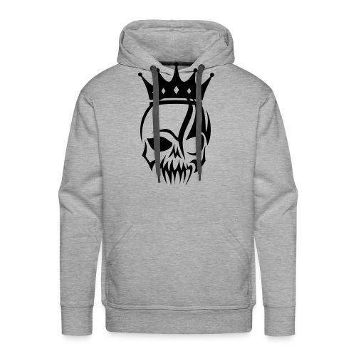 Royal Skull Hoodie - Men's Premium Hoodie