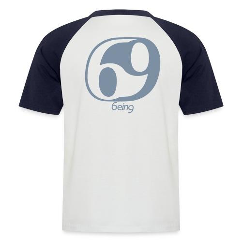 Men's BASEBALL TSHIRT- SILVER - Men's Baseball T-Shirt