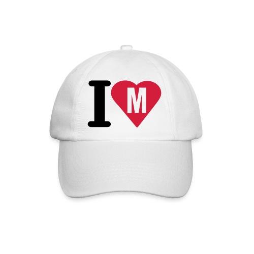 I love m pet - Baseballcap