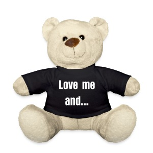The Love Me Bear - Teddy Bear
