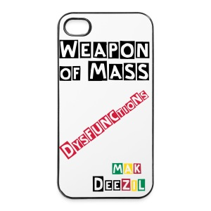 WMD iPHONE 4/4s Case - iPhone 4/4s Hard Case