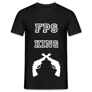 FPS King - Men's T-Shirt