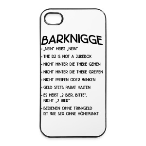 Barknigge - iPhone 4/4S Cover - iPhone 4/4s Hard Case