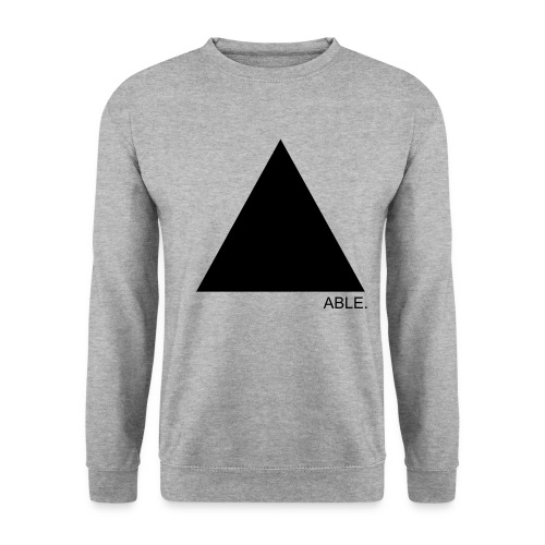 ABLE SWEATER TRIANGLE UP - Männer Pullover