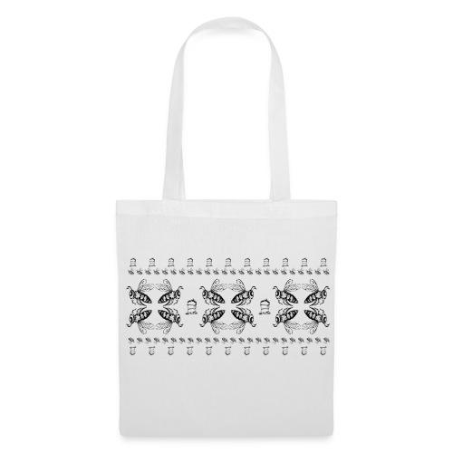 bee pattern - Tote Bag