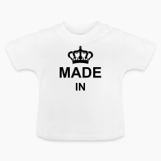 made_in_g1 Shirts