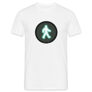 TLW - Green man tee - Men's T-Shirt