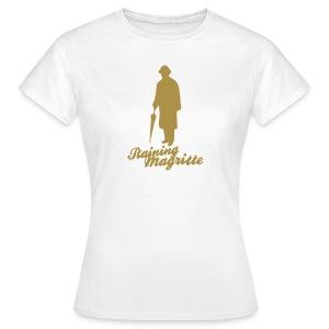 René Magritte GOLCONDE Édition - T-shirt Femme
