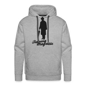 René Magritte GOLCONDE Édition - Sweat-shirt à capuche Premium pour hommes