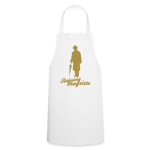 René Magritte GOLCONDE Édition - Tablier de cuisine