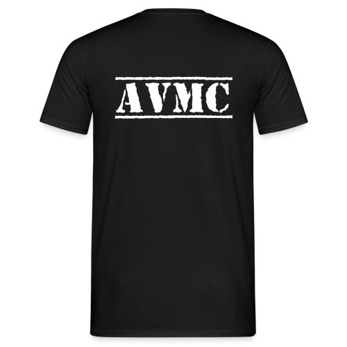 Back - Männer T-Shirt