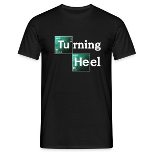 Turning Heel (Men) - Men's T-Shirt