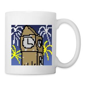 Fireworks Mug - Mug