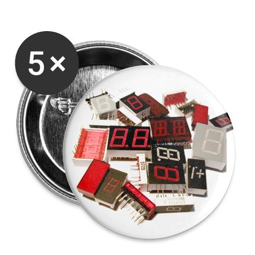 Displays - Buttons klein 25 mm