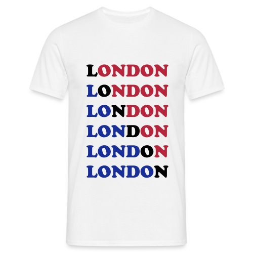 London Men`s T-Shirt - Men's T-Shirt