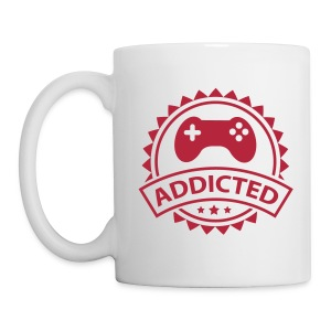 Addicted Mug - Mug