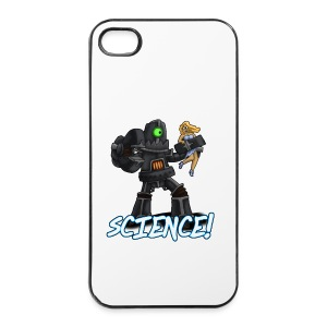 Science Robot - iPhone Case - iPhone 4/4s Hard Case