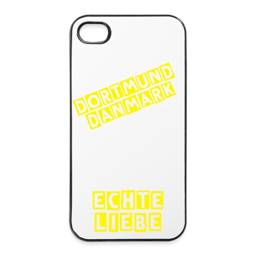 Dortmund Danmark IPhone 4/4s cover - iPhone 4/4s Hard Case