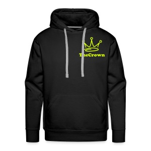 The Crown Limited Edition Sweater - Mannen Premium hoodie