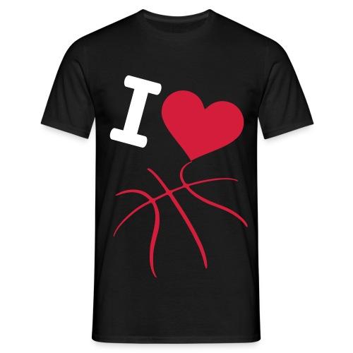 basketbal - Mannen T-shirt