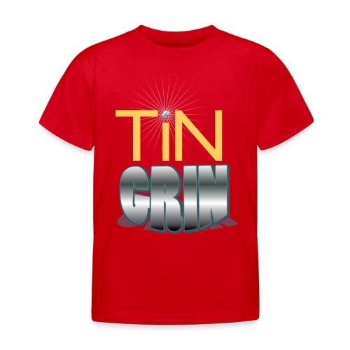 Tin Grin - Kids' T-Shirt