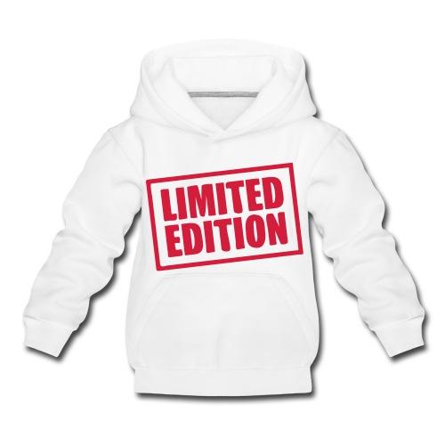 Limited Edition Kinderen Sweater - Kinderen trui Premium met capuchon