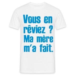 Tee shirt Homme humour - T-shirt Homme