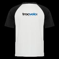 Tee shirts ~ Tee shirt baseball manches courtes Homme ~ Numéro de l'article 23189421
