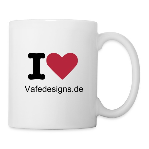 VafeDesigns Fan Artikel - Tasse