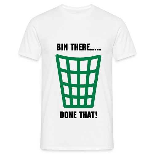 Men's 'Bin There' T-Shirt - Men's T-Shirt